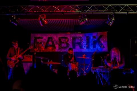 2017 Fuzz Orchestra @ Fabrik