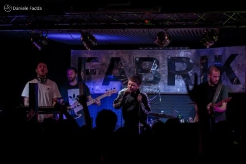2017 Gazzelle @ Fabrik