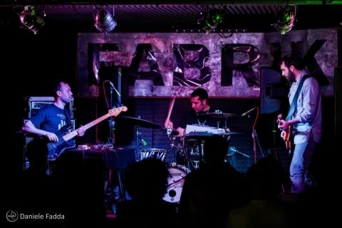 2017 Stearica @ Fabrik
